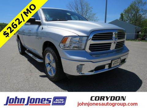 Pre-Owned 2013 Ram 1500 Big Horn RWD 4D Extended Cab