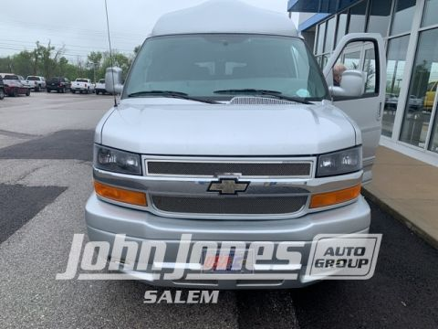 2014 Chevrolet Express 2500 Upfitter