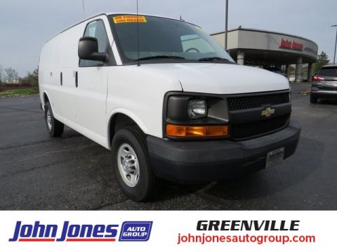 2015 Chevrolet Express 2500 Work Van