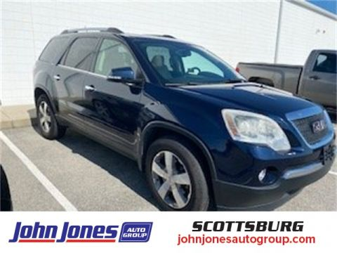 Pre-Owned 2011 GMC Acadia SLT-2 AWD 4D Sport Utility