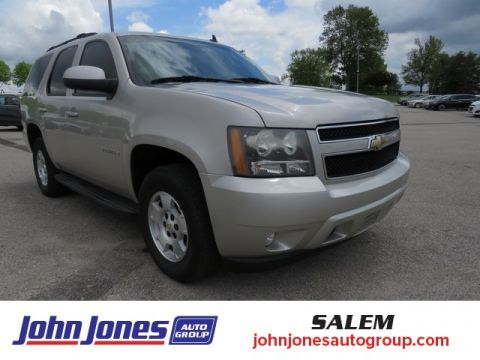 Pre-Owned 2009 Chevrolet Tahoe LT 4WD 4D Sport Utility