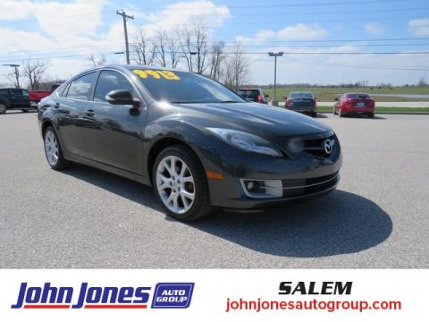 Pre-Owned 2013 Mazda6 i Touring Plus FWD 4D Sedan