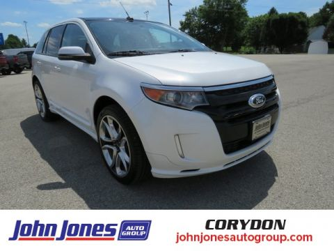 Pre-Owned 2013 Ford Edge Sport AWD 4D Sport Utility