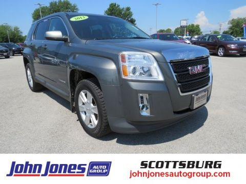 Pre-Owned 2013 GMC Terrain SLE-1 FWD 4D Sport Utility