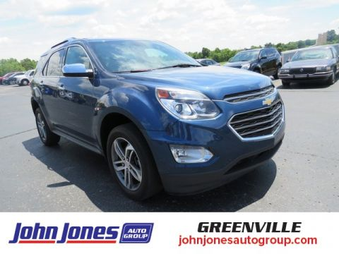 Pre-Owned 2017 Chevrolet Equinox Premier FWD 4D Sport Utility