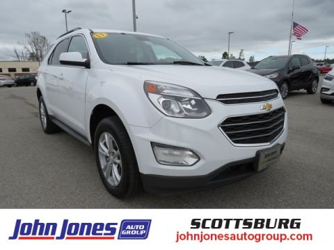 Pre-Owned 2017 Chevrolet Equinox LT AWD 4D Sport Utility