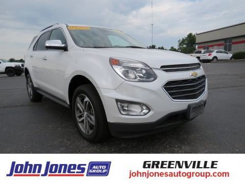 Pre-Owned 2016 Chevrolet Equinox LTZ AWD 4D Sport Utility