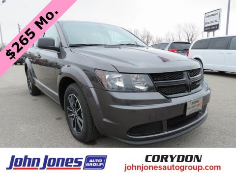 Pre-Owned 2018 Dodge Journey SE FWD 4D Sport Utility