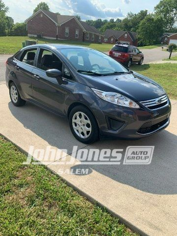 Pre-Owned 2012 Ford Fiesta SE FWD 4D Sedan