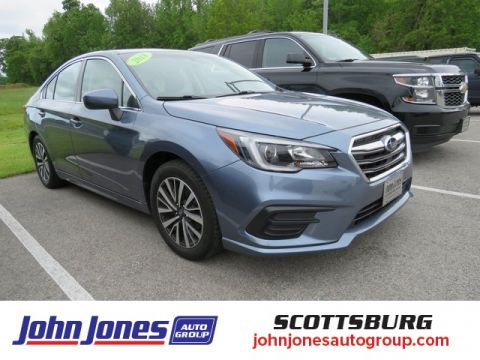 Pre-Owned 2018 Subaru Legacy 2.5i AWD 4D Sedan
